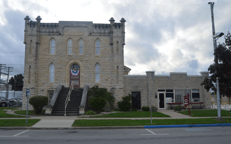 kosciusko county historical society_old jail museum